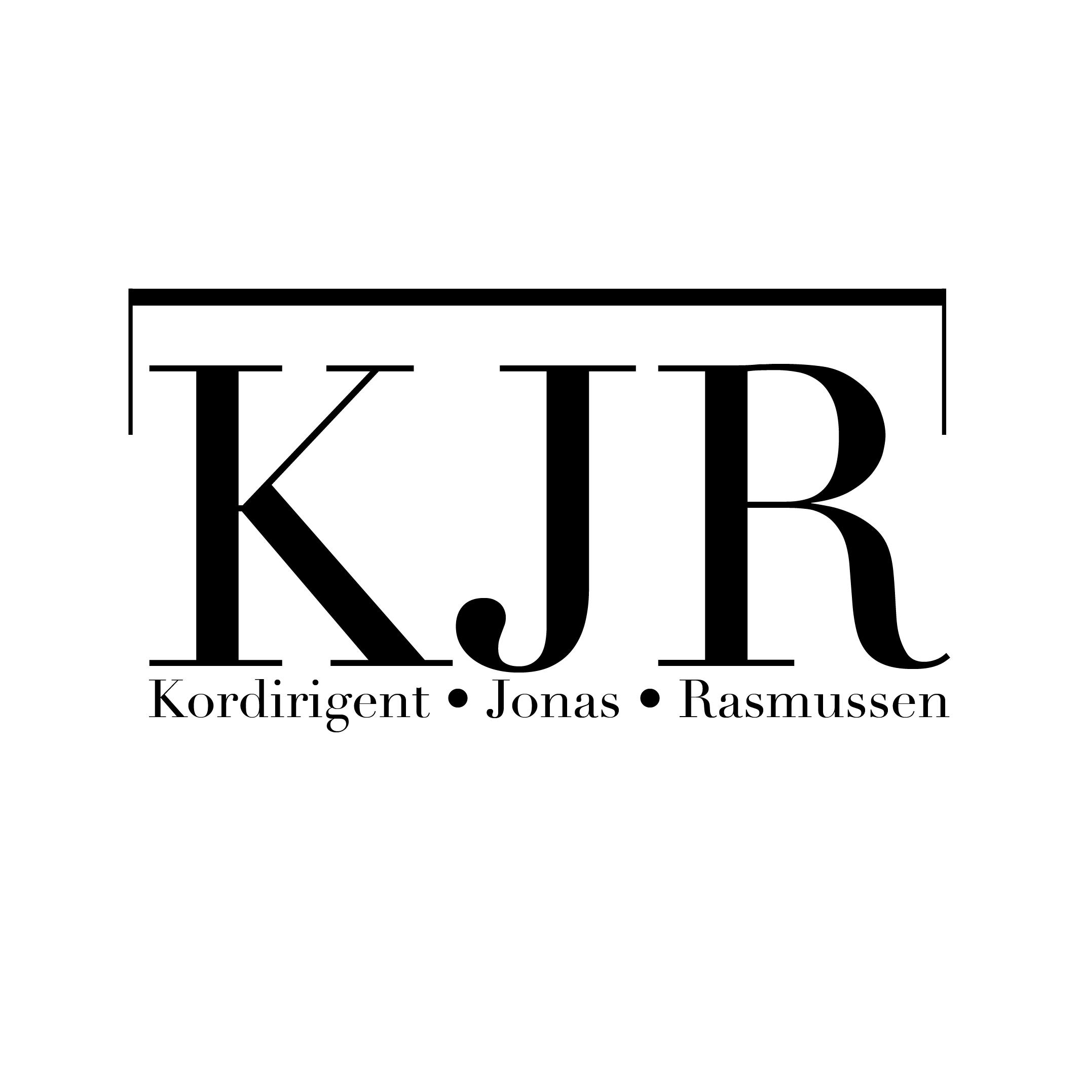 Kordirigent Jonas Rasmussen